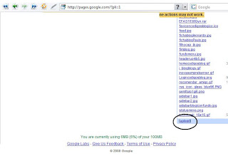 Google Pages