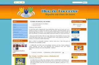 Projeto – Layout -> Blog do Torcedor [2]