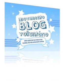Movimento Blog Voluntário – 2009