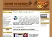Projeto – Layout -> Beco Sertanejo