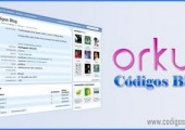 Códigos Blog no Orkut!