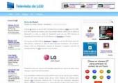 Projeto – Layout -> Televisão de LCD