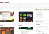 Encontre o template ideal [2] – Blogger Themes
