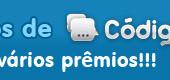 Promoção 3 anos de Códigos Blog!