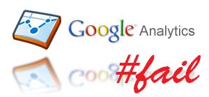 Aumento de visitas no blog, graças ao Google Panda? O Analytics pode estar te enganando