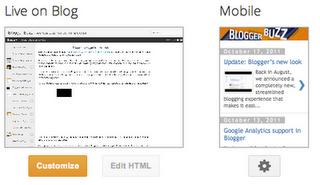 Novidade! Crie/Personalize seu blog para celular no Blogger