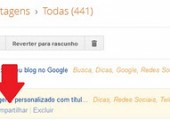 Novidade! Compartilhe suas postagens no Google+ direto do Blogger