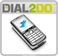 Envie mensagens de voz para o Twitter
