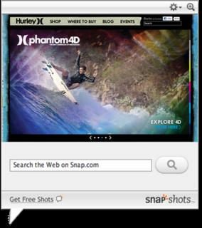 Widget pré-visualização de links para blog
