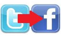 Como mandar as postagens do Twitter para o Facebook (perfil ou página) de forma automática