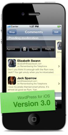 WordPress atualiza sua plataforma para iPhone e iPad: veja as novidades