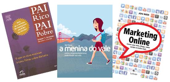 Promoção! Códigos Blog em parceria com a Guiato vai sortear 3 excelentes livros!