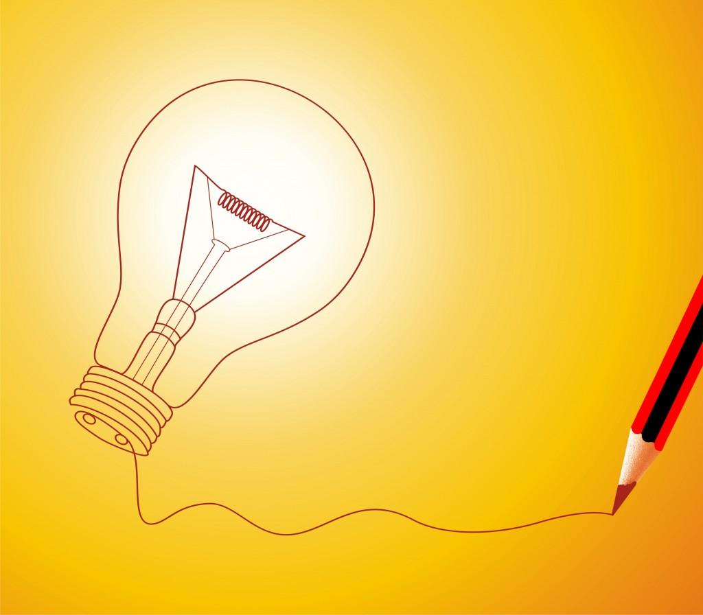 Blogar exige criatividade